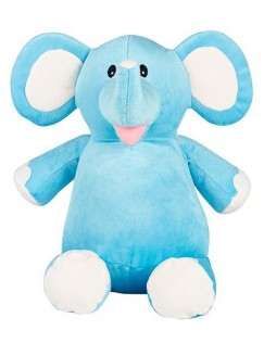 Elle The Elephant (Blue)