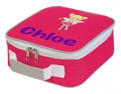 Fairy Any Name Lunch Box Cooler Bag
