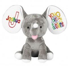 Dumbles The Grey Elephant