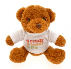 Mary Bear Brown 20cm