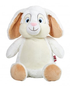 Munchkin Pie The Bunny Rabbit (White)