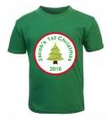 1st Christmas Any Name Childrens Printed T-Shirt