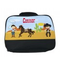 Cowboys Any Name Lunch Bag
