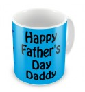 Happy Father's Day Football Mug