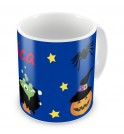 Halloween Witches Any Name Mug