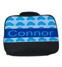 Cars Repeat Pattern Any Name Lunch Bag