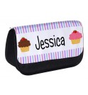 Cupcakes Any Name Pencil Case