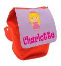 Princess Any Name Toddler Backpack