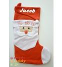 Ho Ho Ho Santa Christmas Stocking