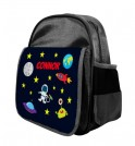 Outer Space Any Name Childs Backpack