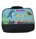 Under The Sea Any Name Lunch Bag