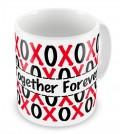 XOXO Any Text Mug
