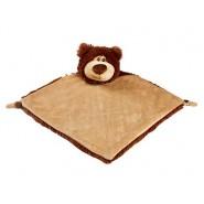Bear Comfort Blanket