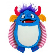 Spike The Blue Monster