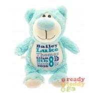 Cubbyford The Blue Bear
