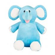 Elle The Elephant (Blue)