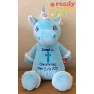 Starflower The Blue Unicorn
