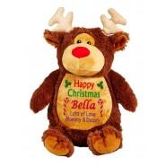 Eric The Brown Christmas Reindeer