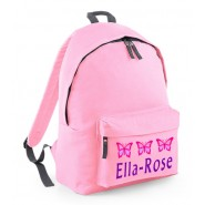Butterflies Any Name Childs Rucksack