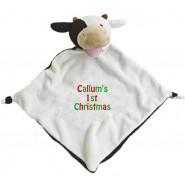 Cow Baby Comfort Blanket