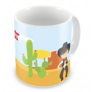 Cowboys Any Name Mug