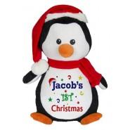 Nobberly Bobberly The Christmas Penguin