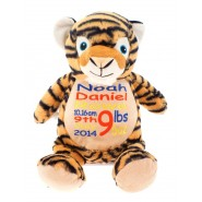 Bumble Shumble The Tiger