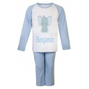 Elephant Any Name Childrens Pyjamas