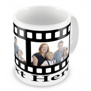Film Strip Photo Mug