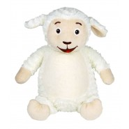 Loverby The Lamb (White Fluffy)