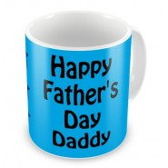 Happy Father's Day Football Mug