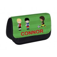 Football Players Any Name Pencil Case