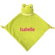 Frog Comfort Blanket
