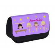 Gymnast Any Name Pencil Case