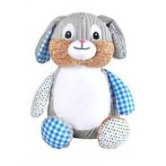 Harlequin Munchkin Pie The Boy Bunny Rabbit