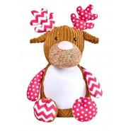 Harlequin Cupcake The Deer
