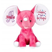 Dumbles The Hot Pink Elephant