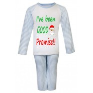 Christmas I've Been Good Santa Promise!! Childrens Pyjamas