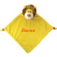 Lion Comfort Blanket
