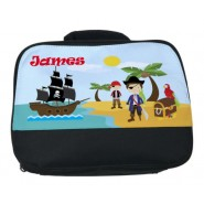 Pirates Any Name Lunch Bag