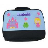 Princess Castle Any Name Lunch Bag