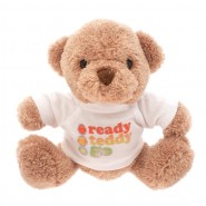 Mary Bear Beige Brown 20cm
