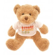 Michael Bear Beige Brown 26cm