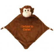 Monkey Comfort Blanket