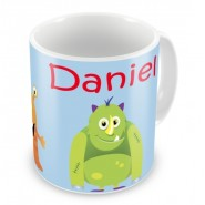 Monsters Boys Any Name Mug