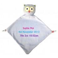 Owl Comfort Blanket