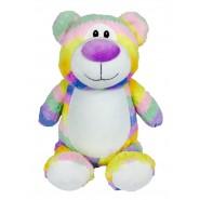 Cubbyford The Rainbow Bear (Pastel)