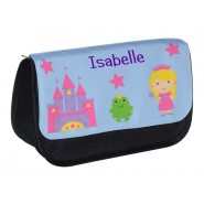 Princess Castle Any Name Pencil Case