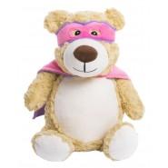 Cubbyford The Girl Super Hero Bear