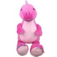 Sir Monty The Dinosaur (Pink)
